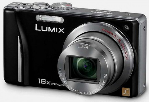 Panasonic Lumix DMC ZS10 digital camera