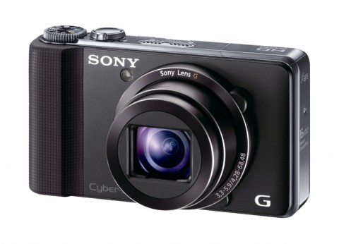 Sony CyberShot HX9V digital camera