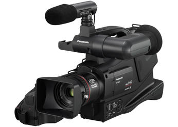 Panasonic HDC MDH1 Camcorder