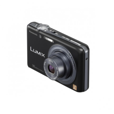 new Panasonic Lumix DMC FH7