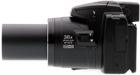 all new Nikon P500