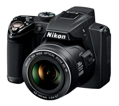 new Nikon Coolpix P500 picture