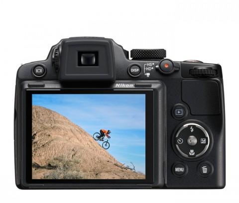 p500 LCD