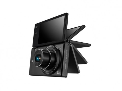 MV-800 compact camera from Samsung