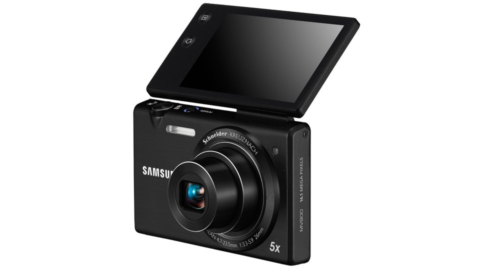 Samsung MV800 review and picture