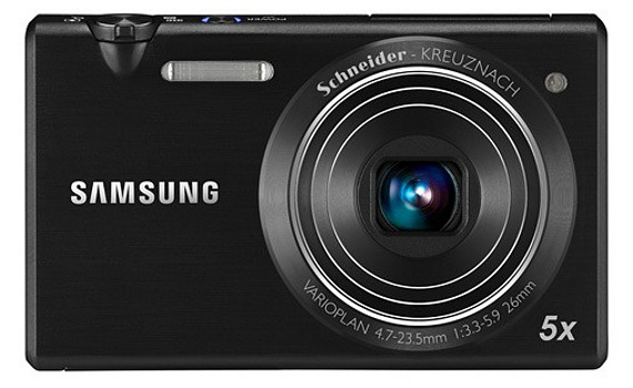 Samsung MV800 front view