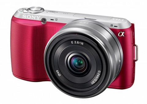 new digital camera from Sony