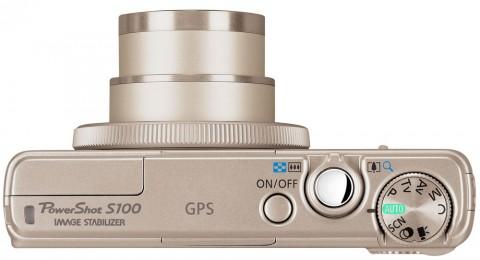 Canon powerShot S100 details