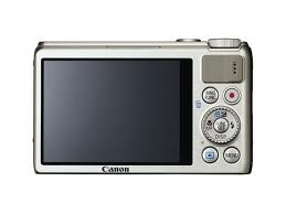 S100 digital camera from Canon