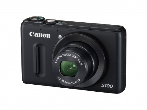 new digital compact camera from Canon