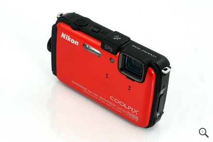 New Coolpix AW100 from Nikon