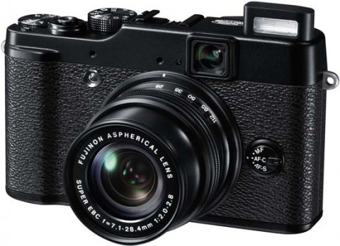 new Fujifilm compact camera