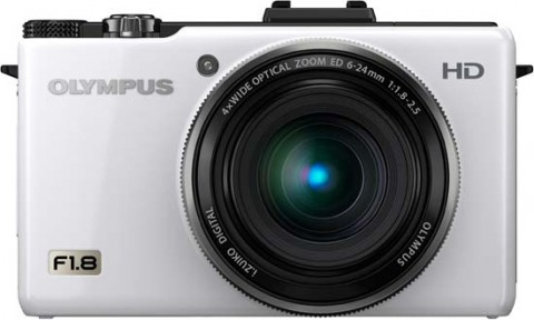 new XZ-1 from Olympus