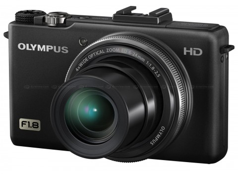 New Olympus compact camera