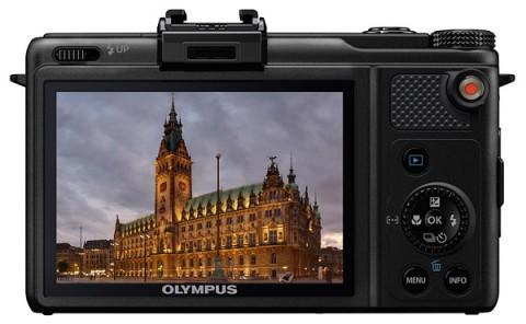 Olympus XZ-1 with OLED