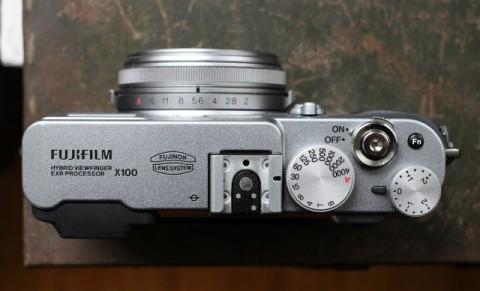 X100 controls image