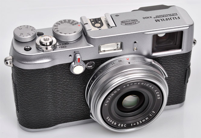 picture with Fujifilm X100