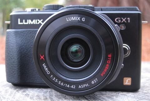 Panasonic Lumix Gx1 image