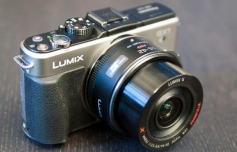 New Lumix GX1 from Panasonic