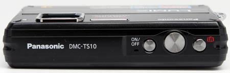 Pnasonic TS10 compact camera
