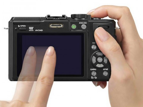 Lumix GX1 review