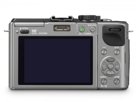 new GX1 by Panasonic
