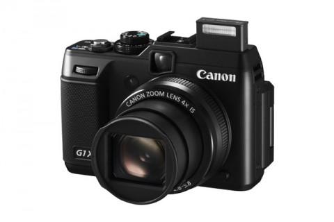 Canon PowerShot new G1 X