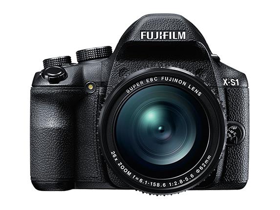 Fujifilm X-S1 picture