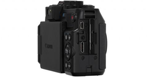 Canon G1X design
