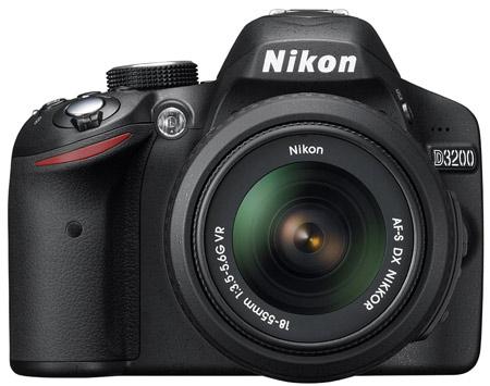 Nikon D3200 detail