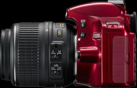 Nikon D3200 photo