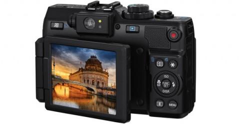 Canon G1X image