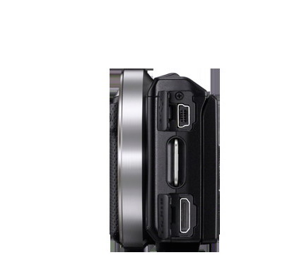 Sony Nex-5N connectivity