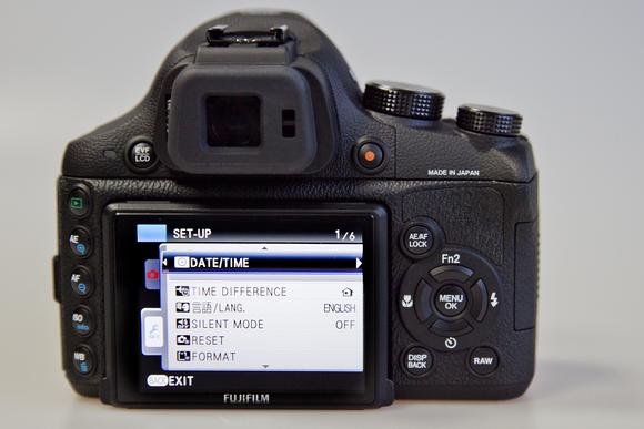 Fuji X-S1 photo