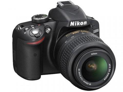 New Nikon D3200