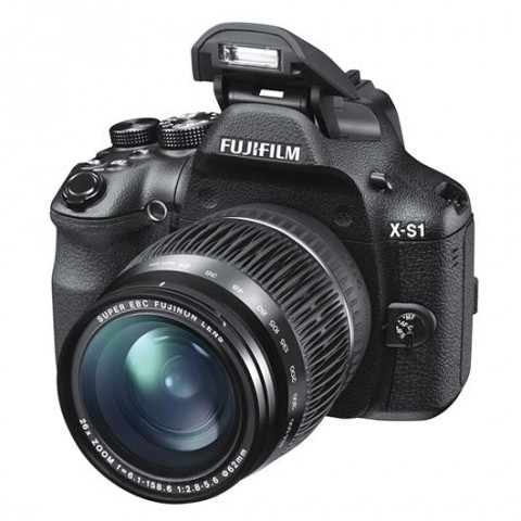 XS1 superzoom camera from Fujifilm