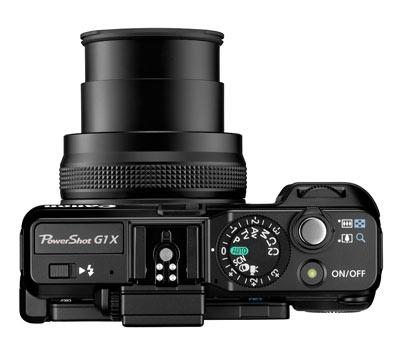 Canon G1X details