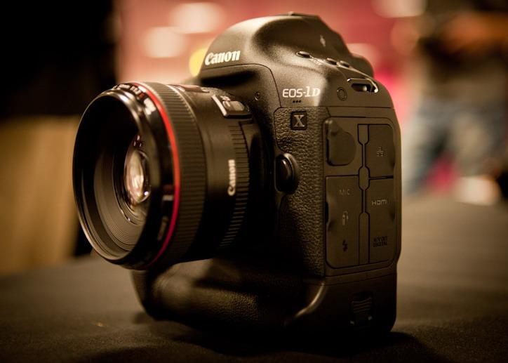 Canon EOS-1D X picture