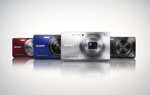 new Sony Cyber-shot W690 is the slimmest digital 10x camera