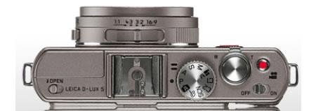 Leica D-Lux 5 Titanium limited edition