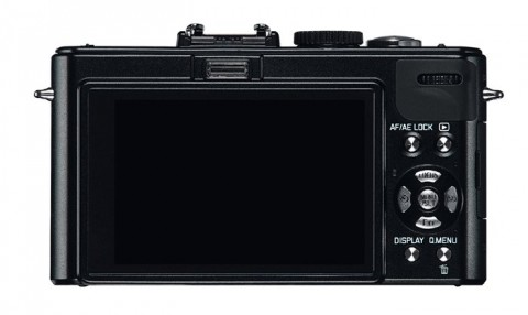 Leica D-Lux 5 is a premium compact camera