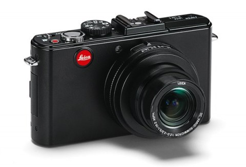 Lens of new Leica D-Lux 5