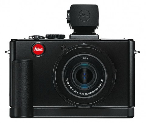 Leica D-Lux 5 high-end premium compact camera