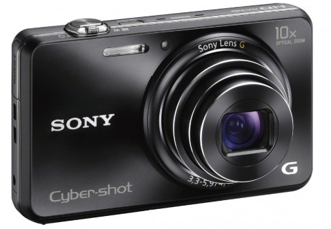 New Sony Cyber-shot DC WX 150 digital camera