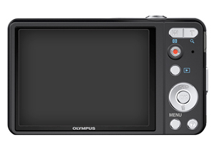 "3.0"" LCD of new Olympus VG160"