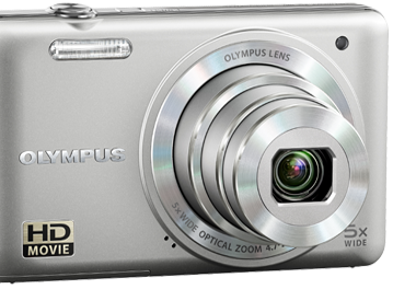 Olympus VG-160 with 5x optical zoom