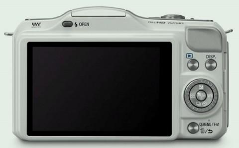 Lumix GF5 white