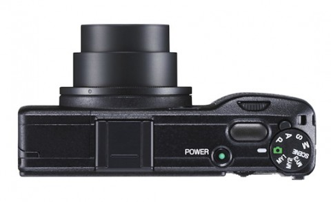 Ricoh GR Digital IV picture and review