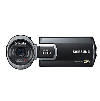 New Samsung HMX-QF20 WiFi camcorder