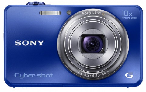 new entry-level Sony Cyber-shot WX 150